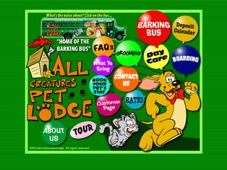 All Creatures Pet Lodge Incorporated | Boarding