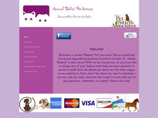 Animal Babies Pet Services | Boarding