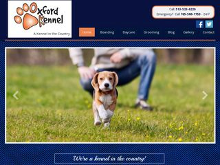 Oxford Kennels | Boarding
