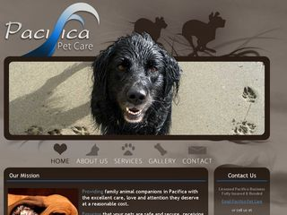 Pacifica Pet Care | Boarding