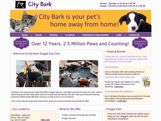 City Bark Parker | Boarding