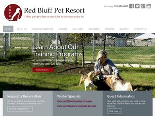 Red Bluff Pet Resort Pasadena