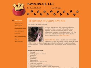 Photo of Paws On Me in Pelham