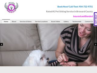 Broward Pet Sitting Pembroke Pines
