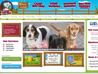 Camp Bow Wow Dog Boarding Peoria | Boarding