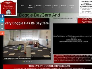 Every Doggie Has Its DayCare Peoria