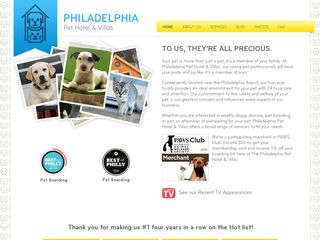 Philadelphia Pet Hotel   Villas | Boarding