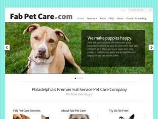 Fab Pet Care | Boarding