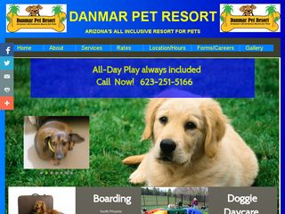 Danmar Pet Resort Phoenix