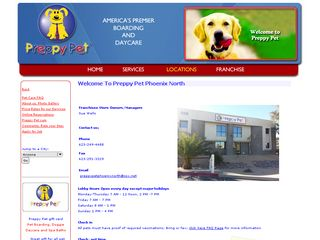 Preppy Pet Phoenix North Phoenix | Boarding