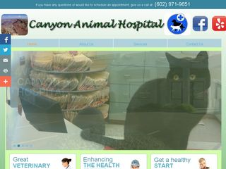 Canyon Animal Hospital | Boarding