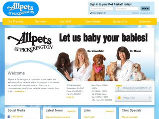 Allpets at Pickerington | Boarding