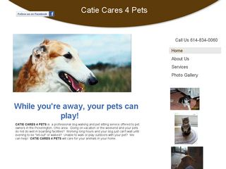 Catie Cares 4 Pets Pickerington