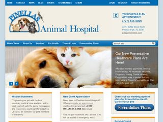 Pinellas Animal Hospital Pinellas Park