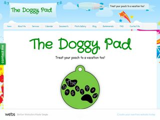 The Doggy Pad | Boarding