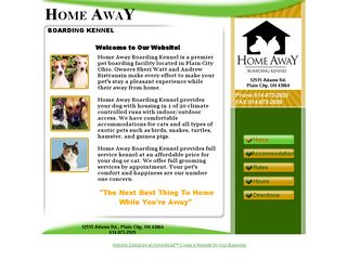 Home Away Boarding Kennel Plain City