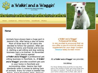 A Walkin and A Waggin | Boarding