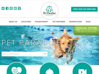Pet Paradise Resort Plano Plano
