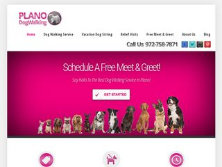 Plano Dog Walking | Boarding