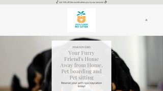 South Florida Pet Sitter Plantation