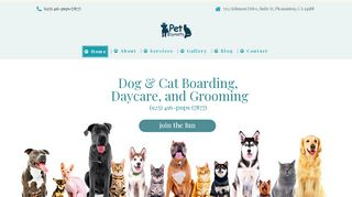 Pet Dynasty | Boarding