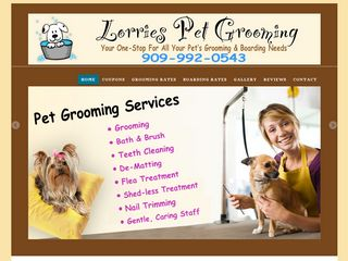 Photo of Lorries Pet Grooming in Pomona