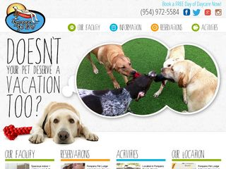 Pompano Pet Lodge  Doggie Day Care Pompano Beach