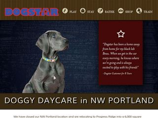 Dogstar Doggy Daycare Portland