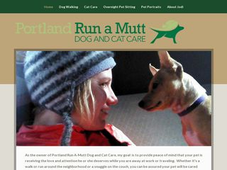 Portland Run A Mutt Dog  Cat Care Portland