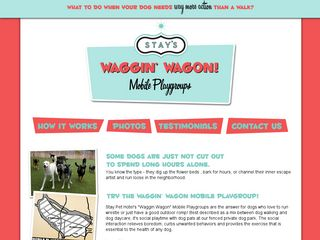 Waggin Wagon Dog Walking Play Groups Pet Sitting Portland