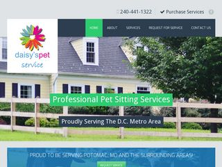 Photo of Daisys Pet Service in Potomac