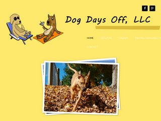 Dog Days Off LLC | Boarding