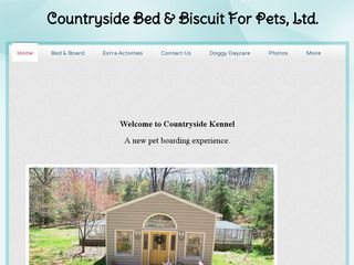 Countryside Bed   Biscuit | Boarding