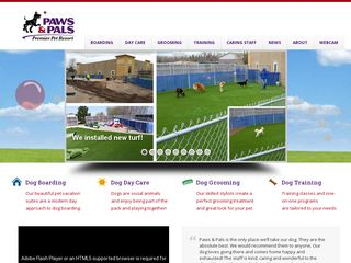 Paws   Pals Pet Resort | Boarding