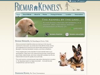 Photo of Ricmar Kennels in Provo