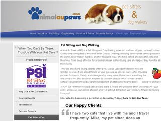 Animal Au Paws Inc. Purcellville