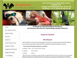 Angelcare Animal Hospital & Pet Resort Racine