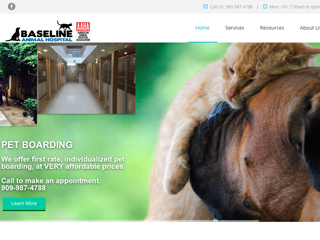 Baseline Animal Hospital Rancho Cucamonga