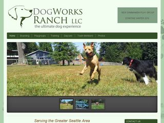 Dog Works Ranch LLC | Boarding