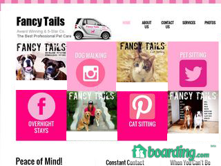 Fancy Tails | Dog Walking & Cat Sitting | Hermosa Beach | Boarding