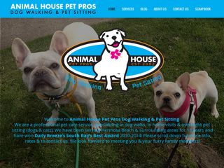Animal House Professional Pet Sitting | Boarding