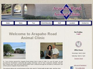 Arapaho Road Animal Clinic Richardson