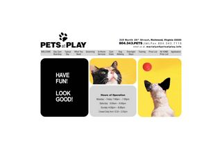 Pets At Play | Boarding