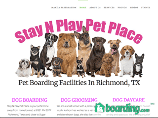 Dogz Dream Inn | Boarding