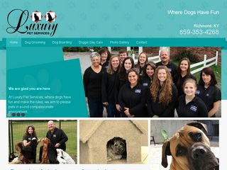 Luxury Pet Services | Boarding