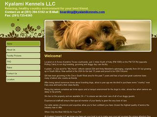 Kyalami Kennels LLC | Boarding