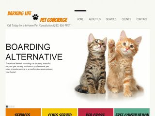 Barking Life Pet Concierge | Boarding