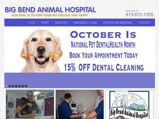 Big Bend Animal Hospital | Boarding
