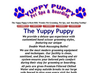 A Yuppy Puppy Pet Salon | Boarding