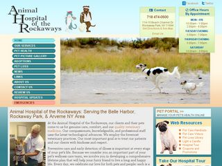 Animal Hospital of the Rockaways | Boarding